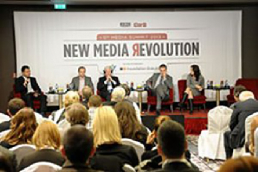 Chapter 4 at the New Media Summit in Belgrade
