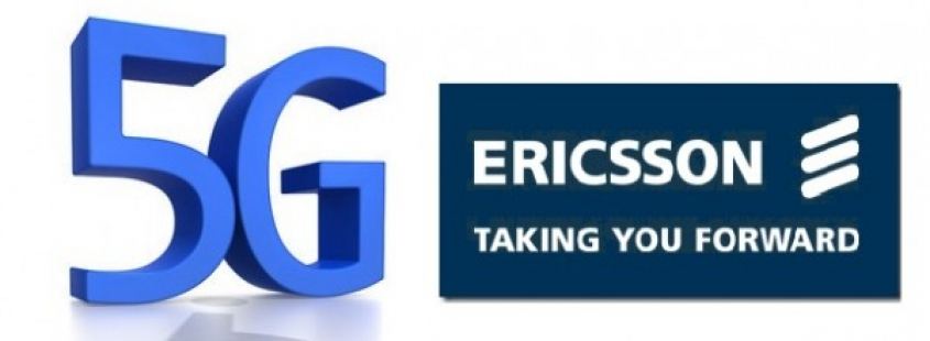 Ericsson 5G Delivers 5 Gbps Speeds