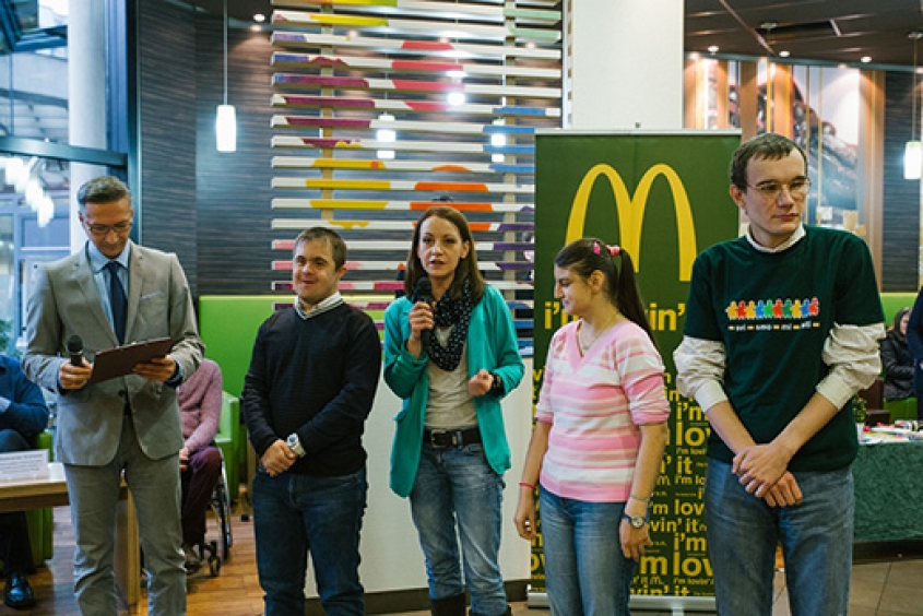 10 years of Cooperation Between McDonald''s and Creative Education Centre KEC