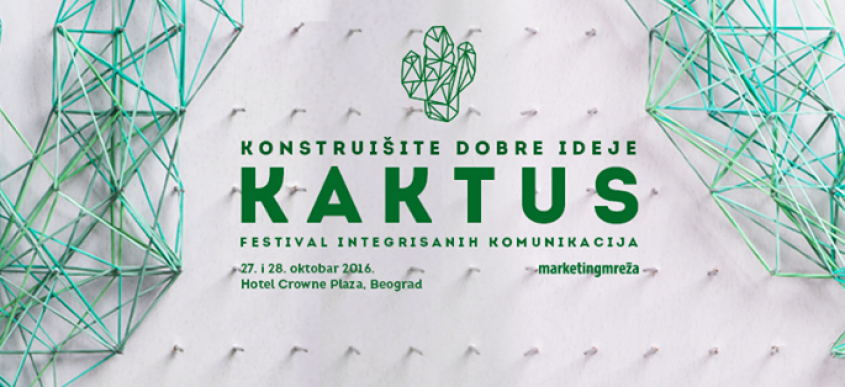 A competition for Kaktus 2016 prizes is opened