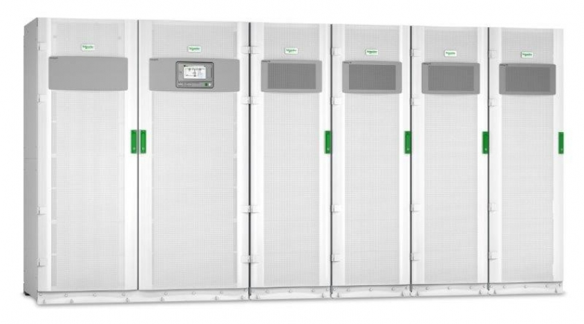 Schneider Electric expands UPS Galaxy V series