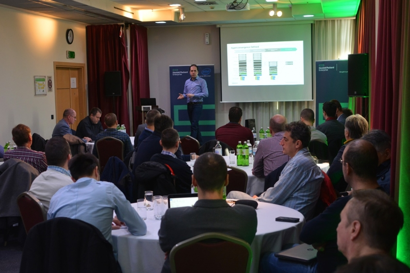 HPE Workshop for Users and Partners