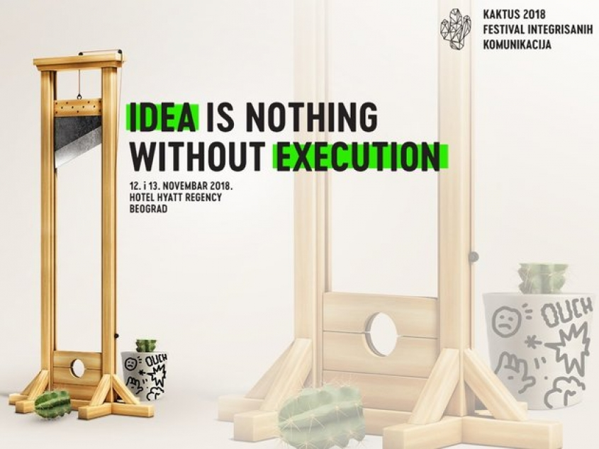Idea is nothing without execution