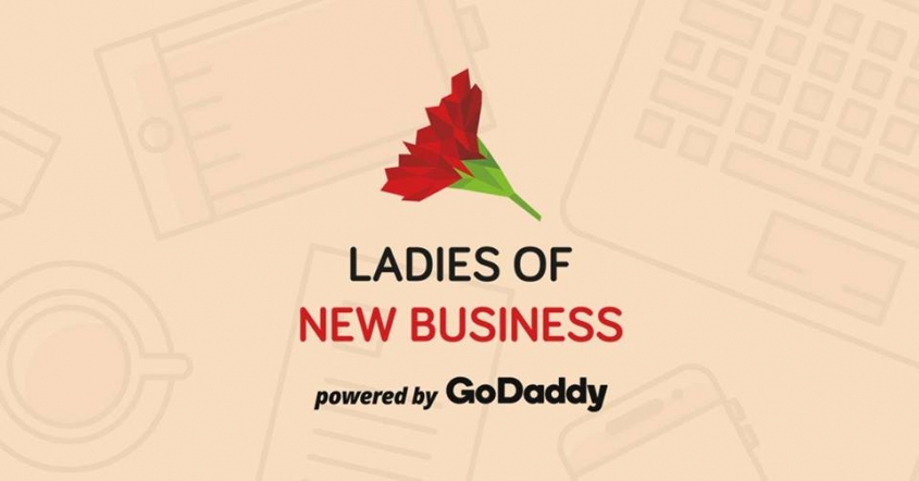 Ladies of new business conference