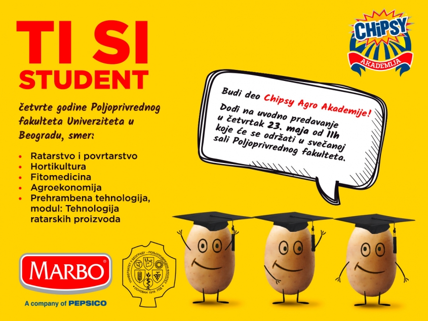 The second season of Chipsy agro academy