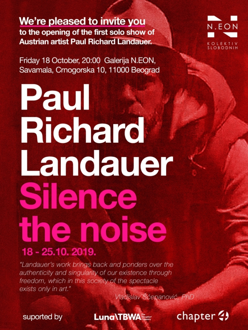 Paul Richard Landauer's Show