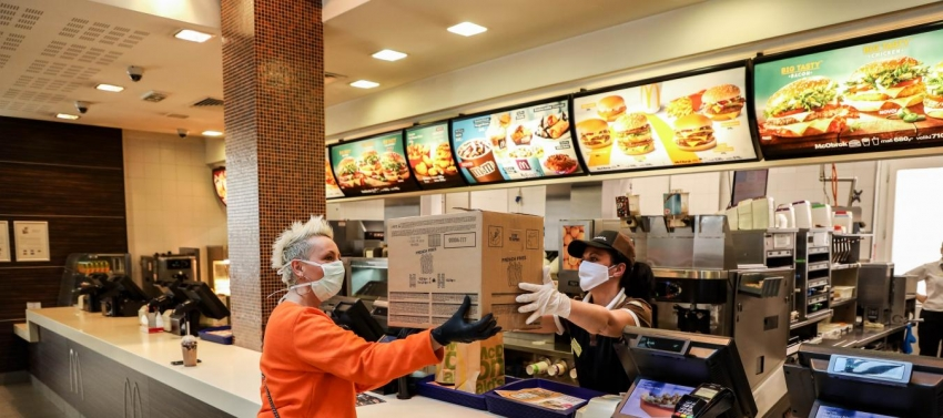 Social responsibility as an imperative of McDonald's